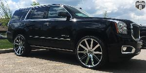 GMC Yukon with DUB 1-Piece Shot Calla - S120