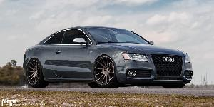 Audi S5 with Niche Sport Series Surge - M114