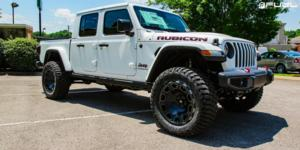 Jeep Gladiator with Fuel 1-Piece Wheels Vengeance - D688