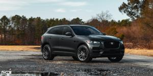 Jaguar F-Pace with Niche Sport Series Vosso - M204