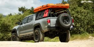 Toyota Tacoma with Fuel 1-Piece Wheels Warp - D733