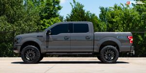 Ford F-150 with Fuel 1-Piece Wheels Saber - D744