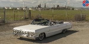Chevrolet Impala with US Mags Rambler - U111