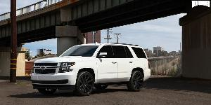 Chevrolet Tahoe with DUB 1-Piece Shot Calla - S219