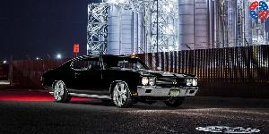 Chevrolet Chevelle with US Mags Roadster - U120