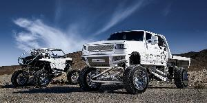 Ford F-350 with Hostile ALPHA