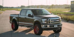 Ford F-150 with Hostile H108 SPROCKET