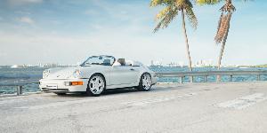 Porsche Speedster with Rotiform CUP