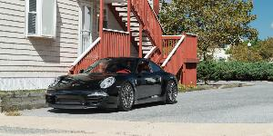 Porsche Carrera with Rotiform LAS-R