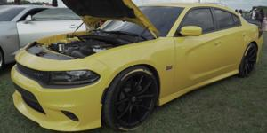 Dodge Charger with Asanti Black Label ABL-13 Vega