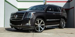 Cadillac Escalade with Asanti Black Label ABL-15 Apollo