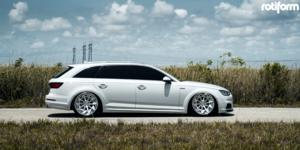 Audi Allroad Quattro with Rotiform CVT