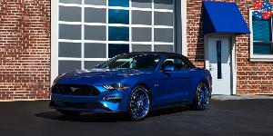 Ford Mustang with US Mags Dayton - U321