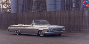 Chevrolet Impala with US Mags Heritage - U343