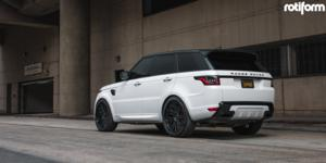 Land Rover Range Rover Sport with Rotiform JDR