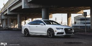 Audi S7 with Niche Forged Revel