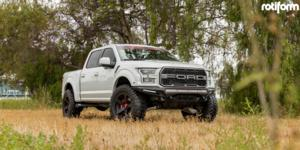 Ford F-150 with Rotiform ROC-OR