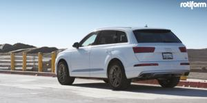 Audi Q7 with Rotiform SFO