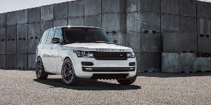 Land Rover Range Rover Sport with Rotiform SFO-T