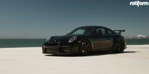 Porsche GT3 with Rotiform SIX