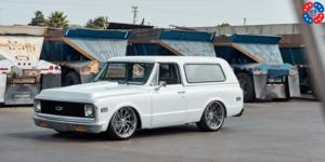 Chevrolet Blazer with US Mags Slasher - U707