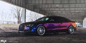 Audi S5 with Niche Forged Spec