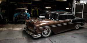 Chevrolet Bel Air with US Mags Torino - U619