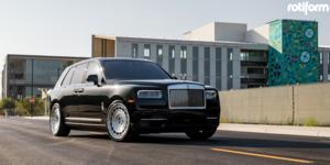 Rolls-Royce Cullinan with Rotiform VCE-T