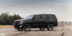 Cadillac Escalade with Niche Forged Ascari