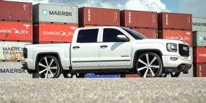 GMC Sierra with Asanti Black Label ABL-15 Apollo