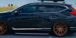 Honda CR-V with Verde Wheels V20 Insignia