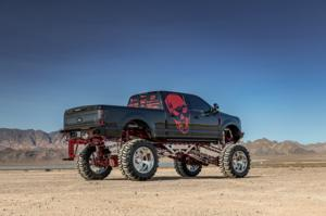 Ford F-250 Super Duty with Hostile HF07 TOMAHAWK