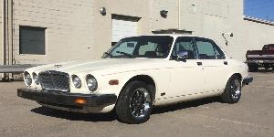 Jaguar X-Type with Vision Wheel 143 Torque