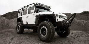 Jeep Wrangler with SOTA Offroad D.R.T.