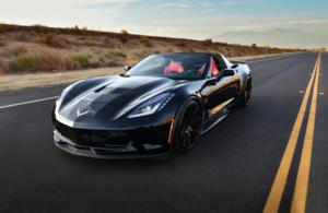 Chevrolet Corvette with