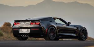 Chevrolet Corvette with