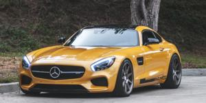 Mercedes-Benz AMG GT with Verde Form VFF02