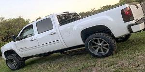 GMC Sierra 2500 HD with SOTA Offroad A.W.O.L.