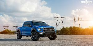 Ford F-150 Raptor with Rotiform SIX-OR
