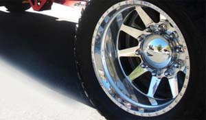 2008 GMC Sierra 3500 HD Dual Rear Wheel with American Force Dually With Adapters Series 11 Independence DRW