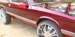 Chevrolet Monte Carlo with VCT Godfather