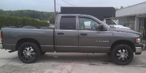 Dodge Ram 1500 with VCT Godfather