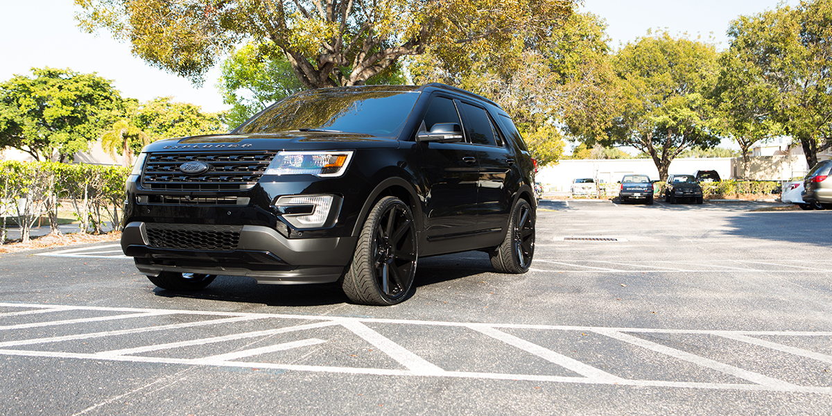 Ford Explorer Black Rims >> Gallery Wheelmax America S Largest Mail Order Wheel And