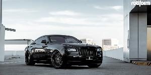 Rolls-Royce Wraith with Rotiform LHR