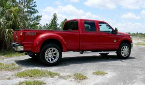 2012 Ford F-350 Super Duty Dual Rear Wheel with American Force Dually With Adapters Series 11 Independence DRW