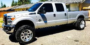 Ford F-250 Super Duty with SOTA Offroad A.W.O.L.