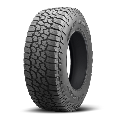 2007-2018 JEEP WRANGLER (JK) WHEEL AND TIRE PACKAGE