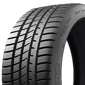 Michelin Tires Pilot Sport A/S 3Plus