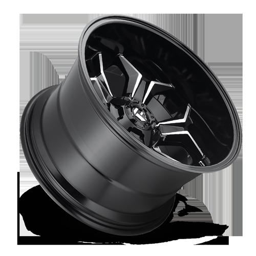 Fuel 1-Piece Wheels Avenger - D606