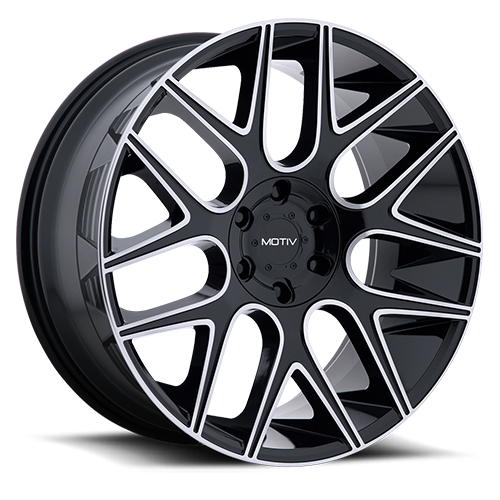 Motiv Luxury Wheels 421 Medallion
